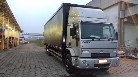 Ford Cargo 2428 Saider