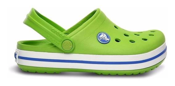 Crocs Originales Crocband Volt Green Varsity