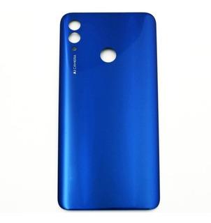 Tampa Traseira Huawei Honor 10 Lite Carcaça Azul Original