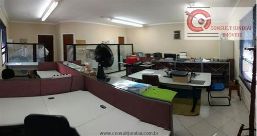 Imagem 1 de 8 de Salas Comerciais À Venda  Em Jundiaí/sp - Compre O Seu Salas Comerciais Aqui! - 1353816
