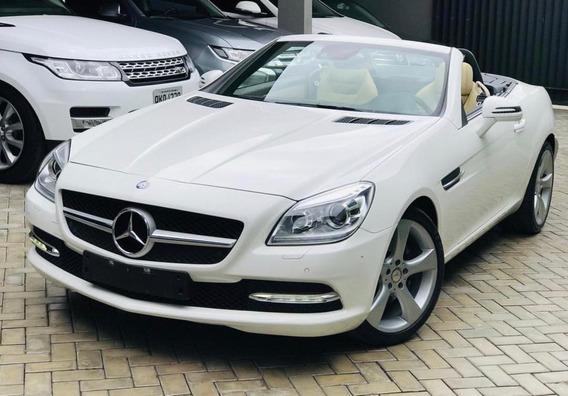 Mercedes-benz Classe Slk 1.8 Turbo 2p 2014
