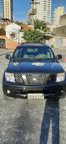 Nissan Frontier 2009 2.5 Xe Cab. Dupla 4x2 4p