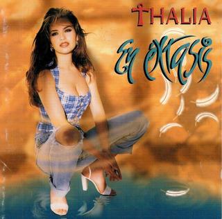 Thalia Cd En Extasis Edicion Usa By Emi Latin