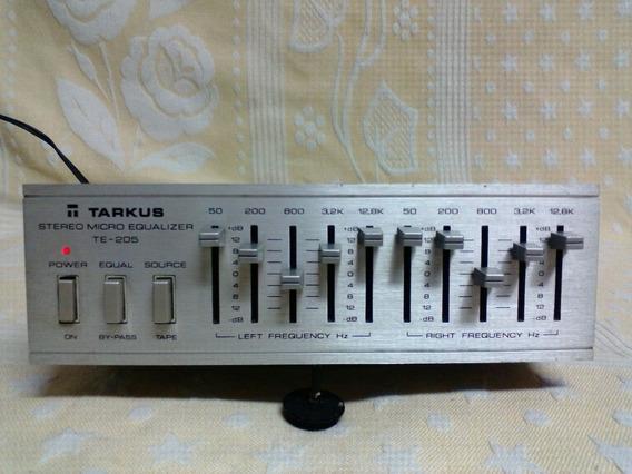 Tarkus - Stereo Micro Equalizer - Mod : Te-205