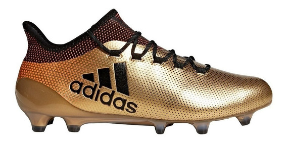 Tacos De Fútbol adidas X 17.1 Fg (bb6353) Profesionales