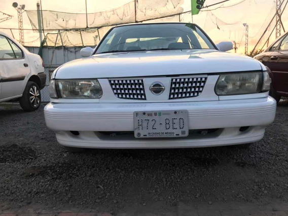 Nissan Tsuru 2011 1.6 Gsi Mt
