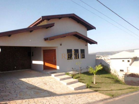 Casa Residencial À Venda, Condomínio Villagio Di Napoli, Valinhos - Ca0519. - Ca0519