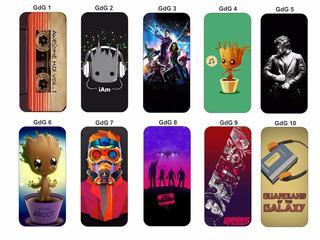 Capa Guardiões Da Galáxia Samsung Note 9 Qualidade