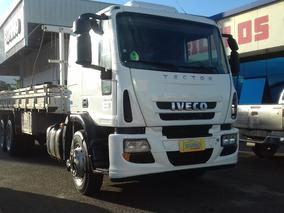 Iveco Tector 240e25 C. Leito T.baixo - 2009/2009