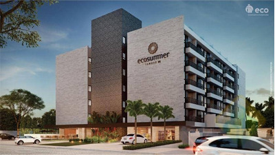 Lançamento! - Apartamento Com 1 Dormitório À Venda, 49 M² Por R$ 384.000 - Tambaú - João Pessoa/pb - Cod Ap0758 - Ap0758
