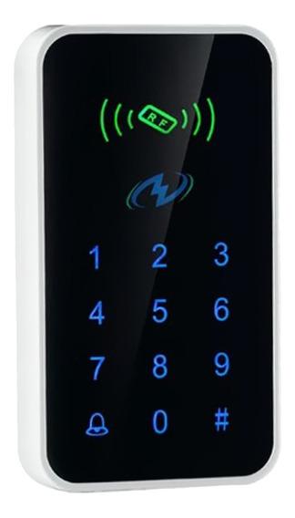 Porta Controlador De Acesso Home Reader Cartão Rfid 125khz C
