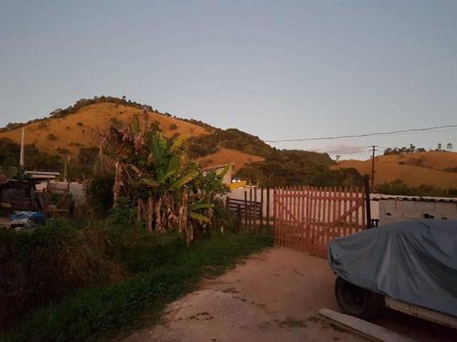 Imagem 1 de 12 de Chacrinha 2500m2 Casa Com 02 Dormitórios Riosinho Nos Fundos