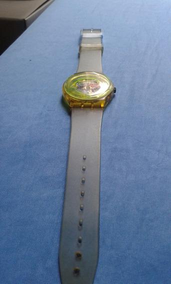 Relogio Swatch Transparente De 1984