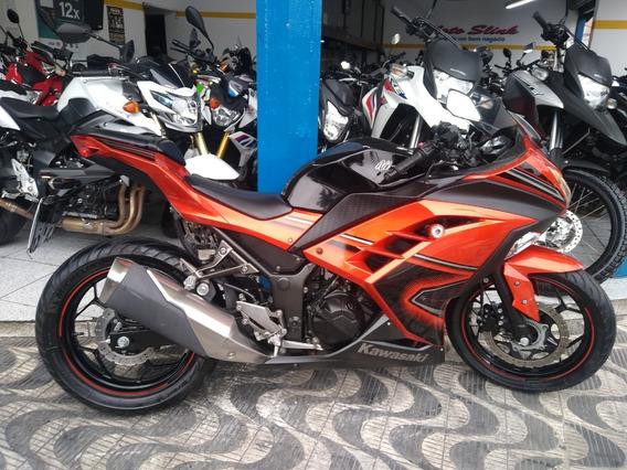 Kawasaki Ninja 300 Abs 2014 Especial Edition Moto Slink