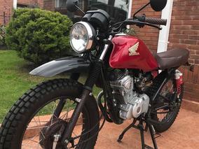 Honda Scrambler Cc 125 Cb1 Perfecto Estado