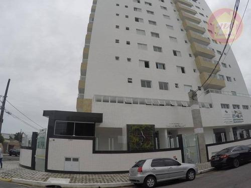 Apartamento À Venda, 51 M² Por R$ 195.000,00 - Tupi - Praia Grande/sp - Ap4230