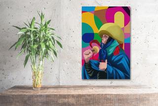 Cuadros Canvas Decorativo. Cultural De Chiapas Regalos
