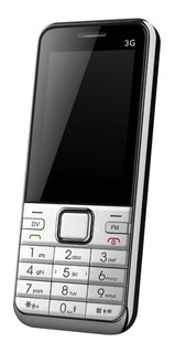 Celular Basico 2g 3g Para Llamadas Y Mensajes Sms Camara