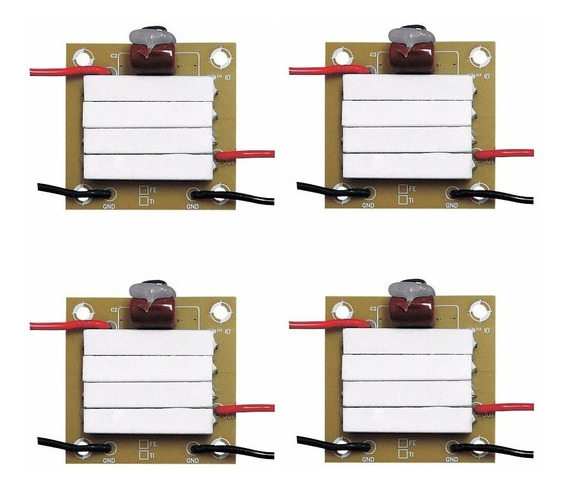4 - Divisor De Frequência Oneal Oxd-ec Para Driver Titânio