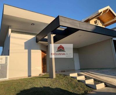 Casa Com 4 Dormitórios À Venda, 155 M² Por R$ 790.000 - Urbanova - São José Dos Campos/sp - Ca0544