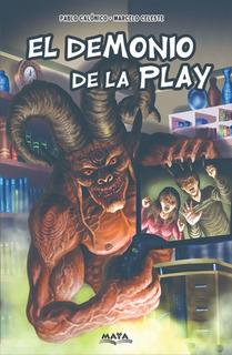 Libro Terror (inf/juv) El Demonio De La Play. Ed. Maya