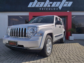 Jeep Cherokee Limited 3.7 V6 4x4 Aut 2012