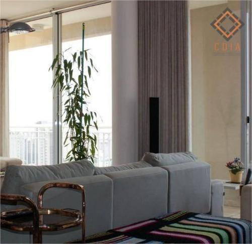 Apartamento Para Compra Com 4 Quartos E 4 Vagas Localizado Na Aclimação - Ap53523