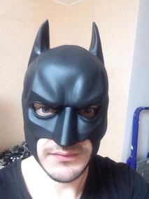 Mascara Batman Latex Y Pvc, Adulto