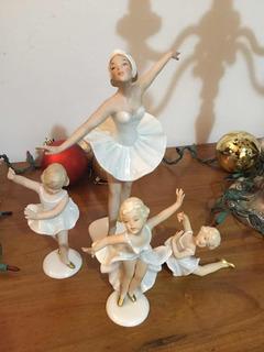 Bailarina De Porcelana Wallendorf