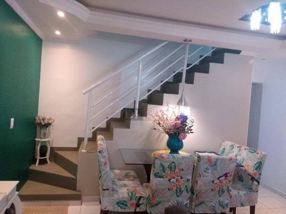 Sobrado Com 2 Dormitórios À Venda, 75 M² Por R$ 265.000,00 - Vila Santa Helena - Poá/sp - So3436