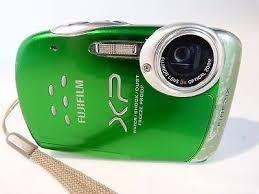 Camara Fujifilm Finepix X Series Xp100 14.4 Mp Com Defeito
