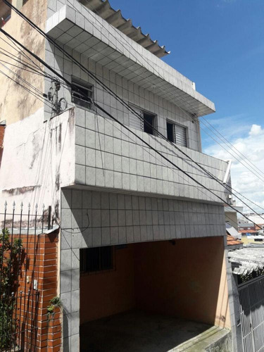 Imagem 1 de 17 de Sobrado Com 05 Dormitórios E 288 M²   Vila Medeiros , São Paulo   Sp - Sb214681v