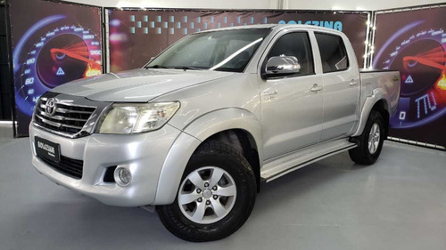 Toyota - Hilux 2.7 Srv 4x4 Cd Automática 2013