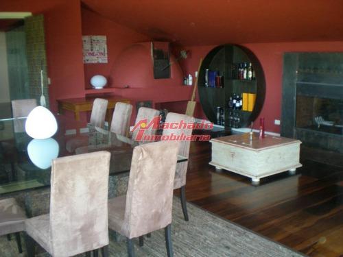 Casa En Punta Del Este, Pinares- Ref: 4359