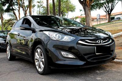 Oportunidade!!! I30 Hyundai 1.6 Completo Preto 2013/2014