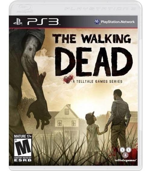 The Walking Dead - Mídia Física / Ps3