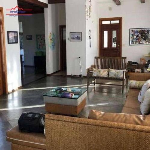 Imagem 1 de 9 de Casa Com 3 Dormitórios À Venda, 315 M² Por R$ 1.800.000,00 - Jardim Flamboyant-b - Atibaia/sp - Ca4076