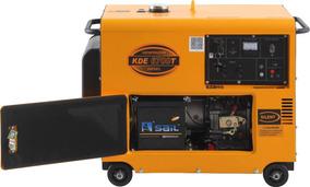 Generador Diesel Insonorizado Kde-6700t - Kipor