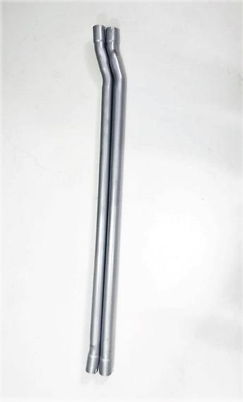 Tubos Escapamento Silencioso Dimensionado Chevette 4x2