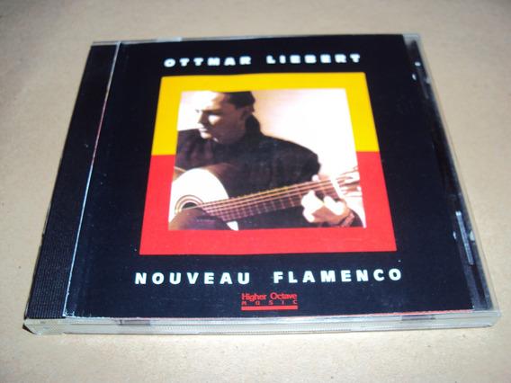 Ottmar Liebert - Nouveau Flamenco - Cd Made In Usa 1990