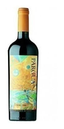 Vino Pargua Premium Ensamblaje Orgánico 2009 /bbvinos