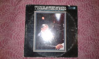 Disco Vinilo Frank Sinatra - Antonio Jobim