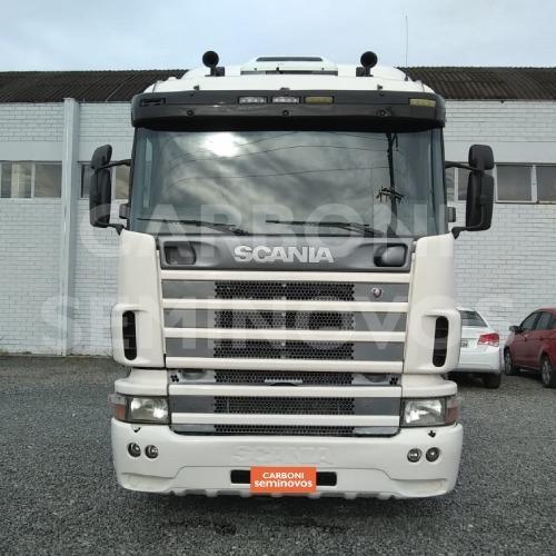 Scania R114 La Na 380 6x2, Ano 2006/2007