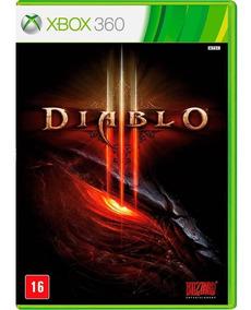 Diablo 3 Xbox 360 - Mídia Digital