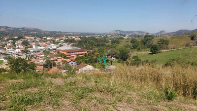 Grande Terreno Na Estrada Do Magarça, Campo Grande, Rj - Te0010