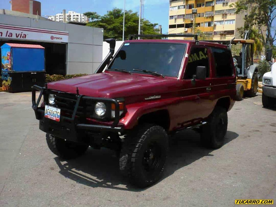 Toyota Macho Sincronico 4x4