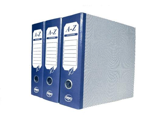 12 Az ( Carpeta-folder-archivador) + Envio Nacional Gratis