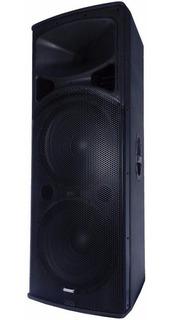 Bafle Potenciado Lexsen Qtz-215a 600w Bluetooth Usb Cuotas
