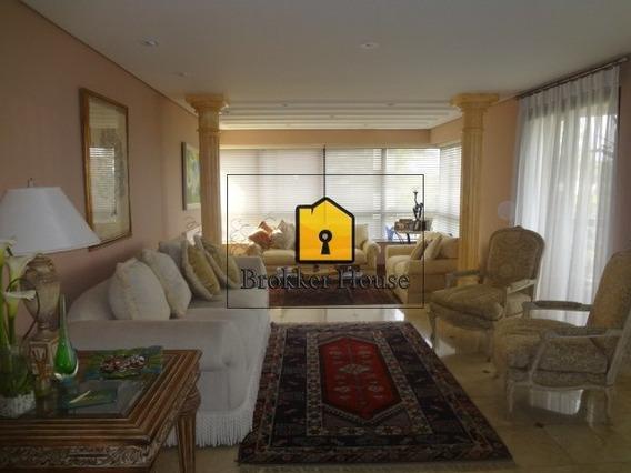 Apartamento A Venda No Bairro Panamby Em São Paulo - Sp. - Bh6002-1