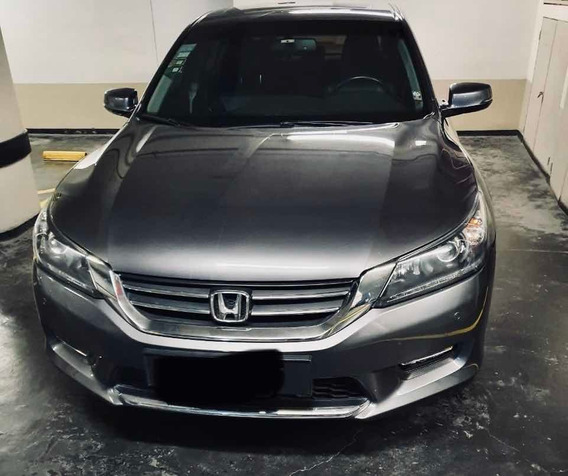 Honda Accord 2.4 Ex-l At G9 2014